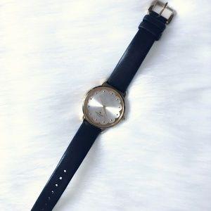 Kate Spade Metro Scalloped Watch